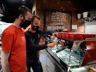 Los 'Estrella Michelin' apuestan por el café de especialidad