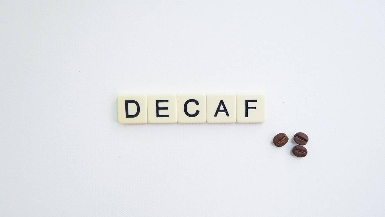 Café descafeinado – Proceso natural