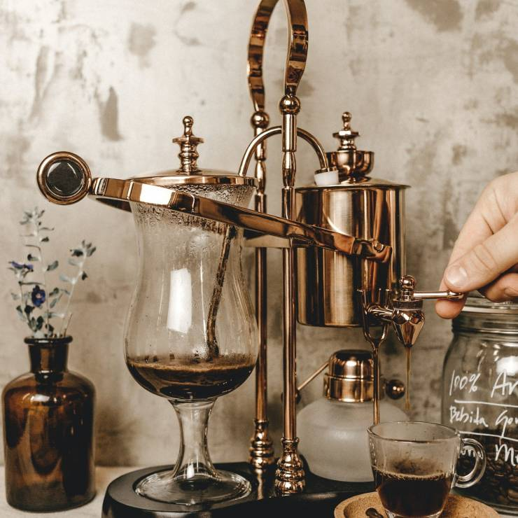 Historia del consumo de café – Primera ola