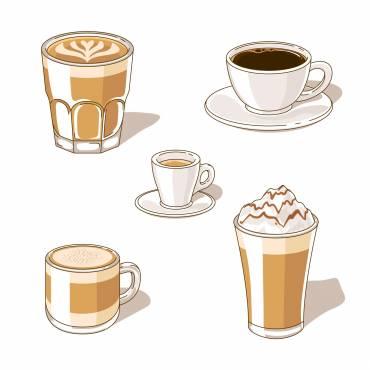 15 formas de beber café