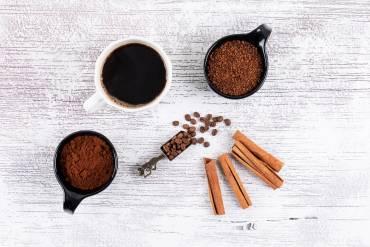 ¿Café con especias?