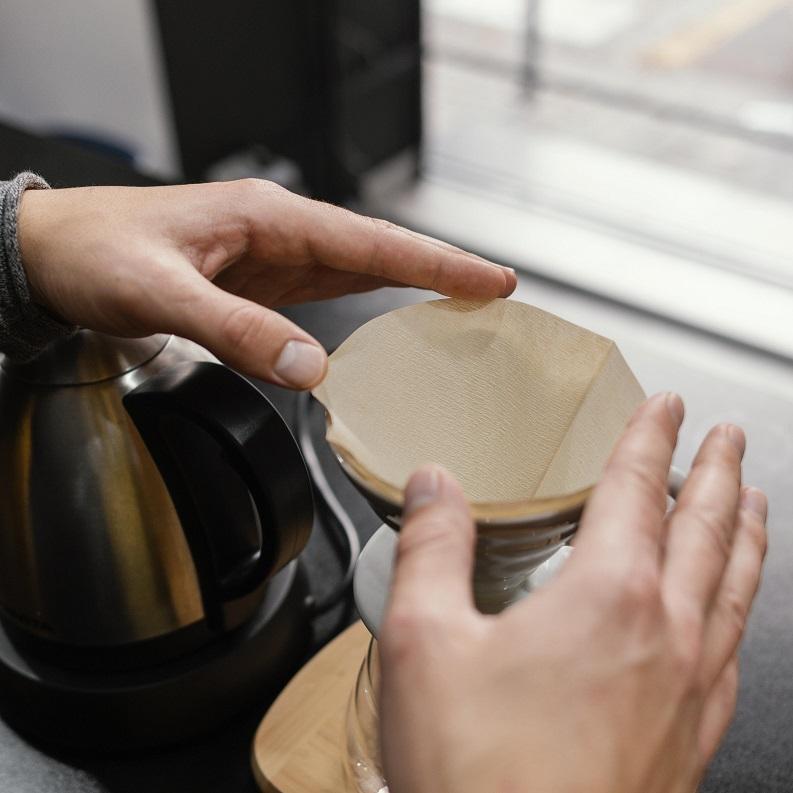 ¿Qué es el filtro del café?