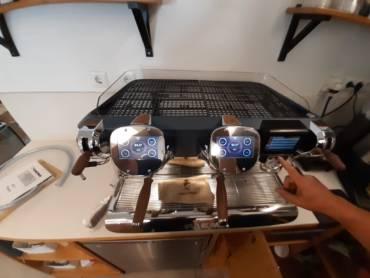 Tres máquinas de café, tres necesidades