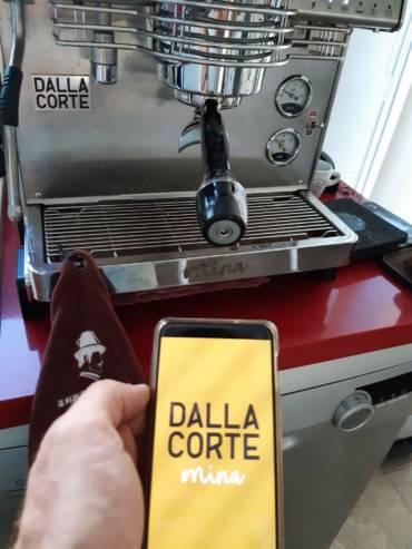 ¡Calibramos con DFR una máquina Dalla Corte!